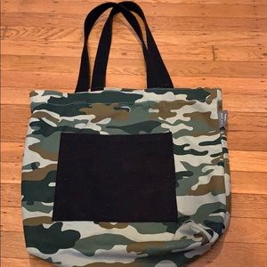 Baggu from West Elm Camo Tote